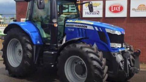 Massey Fergusson 7618 Tractors