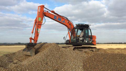 Hitachi ZX130 360 Excavators