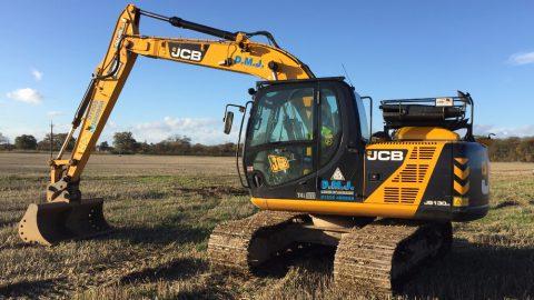 JCB JS130 360 Excavators