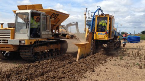 Agricultural Land Drainage – Kirton Holme