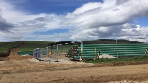 Moray Gas Reinforcement Project