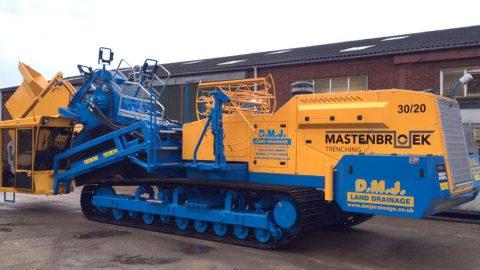 Mastenbroek 3020 Trenchers