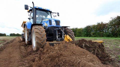 New Holland T7200 Tractors
