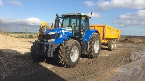 Massey Ferguson 7618 - Blue Tractors