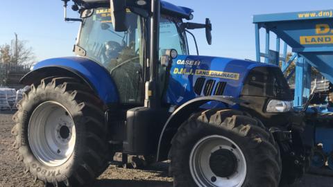 Case Puma Tractors