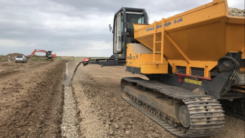 Mastenbroek CT12 Tracked Gravel